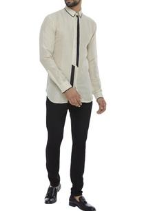 organic-linen-monochrome-shirt