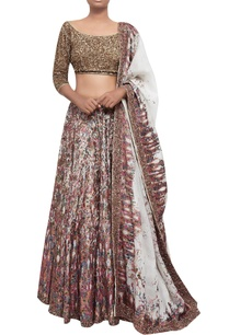 hand-embroidered-organza-lehenga-set