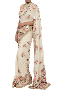 sequin-floral-embroidered-sari-with-blouse