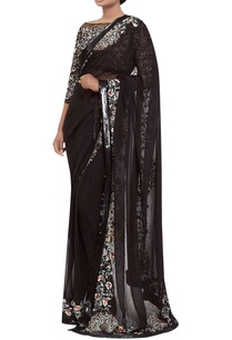 chiffon-parsi-floral-embroidered-sari-with-blouse
