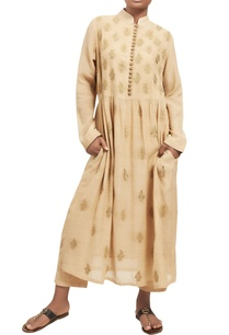 booti-work-embroidered-anarkali-kurta-set
