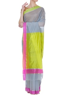 handwoven-pure-chanderi-sari-unstitched-blouse