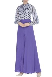 cowl-neckline-printed-jumpsuit