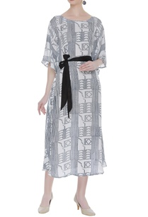 block-printed-midi-dress