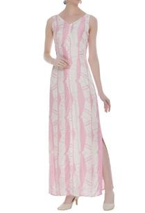 abstract-block-printed-maxi-dress