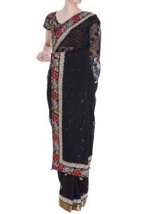 zardozi-embroidered-sari-with-blouse