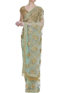 sequins-embroidered-sari-with-blouse