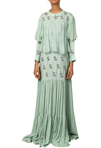 pleated-printed-maxi-dress