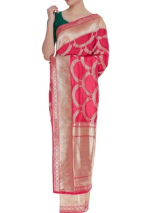 mulberry-silk-sari-with-unstitched-blouse