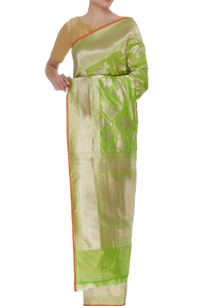 handwoven-pure-mulberry-silk-sari-with-unstitched-blouse