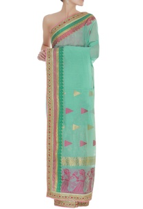 banarsi-sari-with-unstitched-blouse-fabric