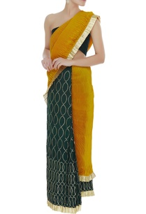 pre-pleated-wrap-with-crinkled-drape-sari