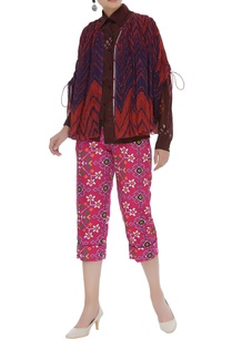 printed-puffed-sleeve-shirt-with-pants-jacket