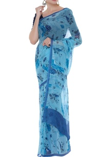 chiffon-digital-printed-sari-with-unstitched-blouse