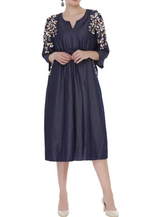 floral-embroidered-dress