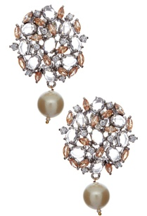 victorian-stud-earrings-with-pearl-drops