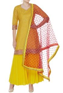 gota-embroidered-kurta-with-sharara-dupatta