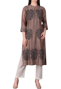 mughal-floral-motif-embroidered-tunic
