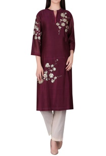 floral-chanderi-silk-kurta