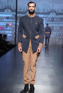 quilted-indo-western-jacket