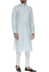 hand-embroidered-kurta-with-churidar