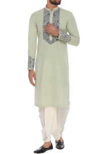 embroidered-cotton-kurta
