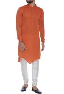 asymmetric-full-sleeves-kurta