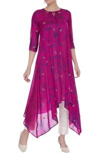 tie-dye-hand-embroidered-asymmetric-kurta