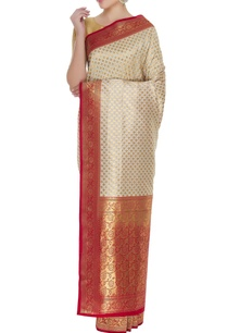 art-silk-sari-with-unstitched-blouse