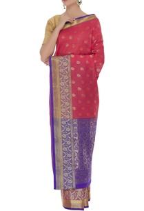 classic-banarsi-sari-with-unstitched-blouse