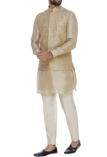 raw-silk-floral-cord-embroidered-nehru-jacket