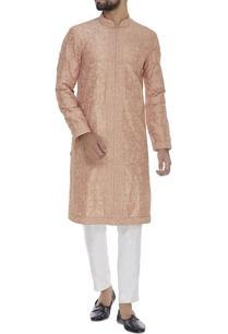paisley-embroidered-silk-kurta