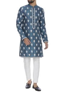 cord-embroidered-raw-silk-kurta