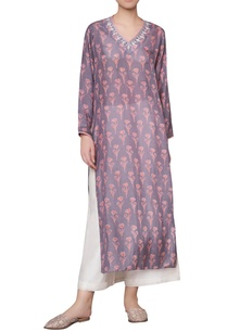 forest-inspired-block-printed-tunic