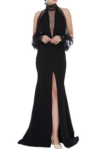 high-slit-gown