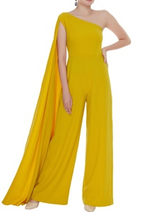 flared-sleeve-jumpsuit