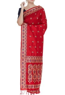 banarasi-handwoven-sari-with-unstitched-blouse