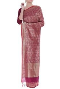 handwoven-sari-with-zari-embroidered-border