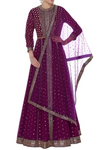 sequin-embroidered-anarkali-kurta-set