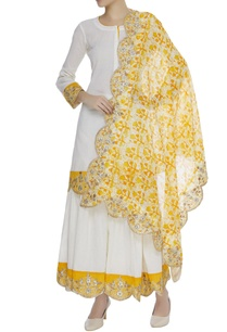 embroidered-sharara-set-with-printed-dupatta