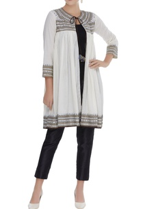 embroidered-jacket-kurta