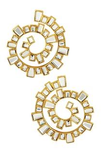 mirror-spiral-earrings