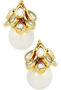 paradise-dew-cluster-pearl-earrings