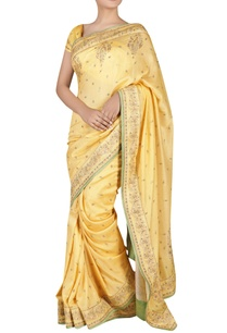 silk-sari-with-unstitched-blouse