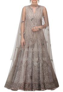 micro-velvet-aari-hand-embroidered-gown-with-dupatta