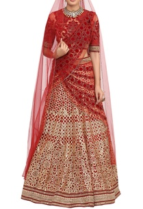 velvet-applique-gota-embroidered-lehenga-set