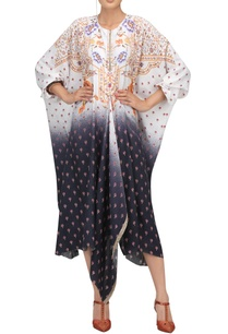 oriental-floral-motif-kaftan-with-hand-embroidered-border