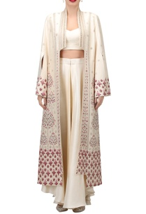 dupion-silk-embroidered-pottery-motifs-long-jacket