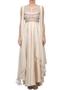 net-dupion-silk-embroidered-draped-jumpsuit