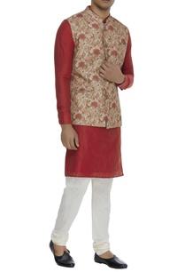 floral-print-nehru-jacket